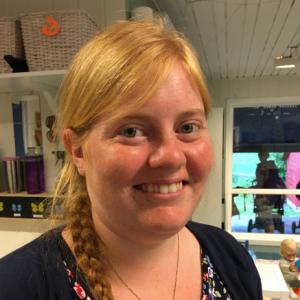 Anette  Ødegaard Drogen